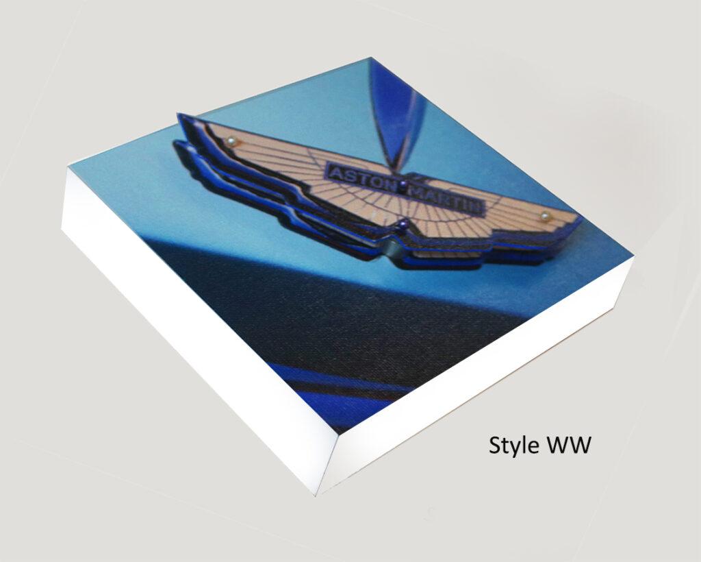 Tony Watts 3D Car Art