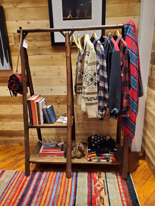 54545 lakeside living design northwoods rug colorful cabin