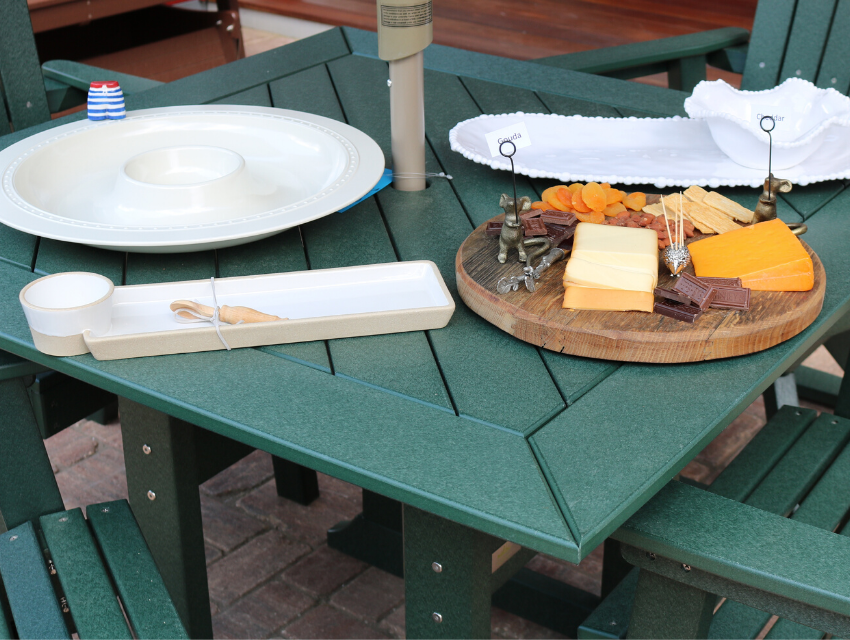 Lakeside-Living-54545-WI_Outdoor-Entertaining_Melamine-Serveware_Cheese-Tray_Outdoor-Friendly-Platters