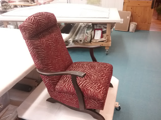 Family Heirloom Rocker restored to its original beauty in Manitowish Waters WI
