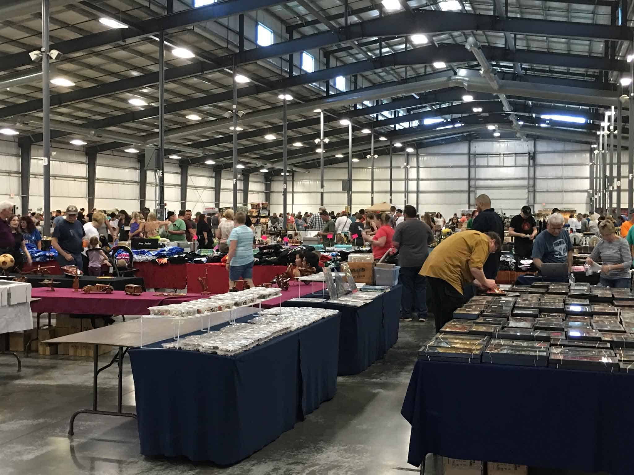 Grayslake Illinois Mid Night Flea Market