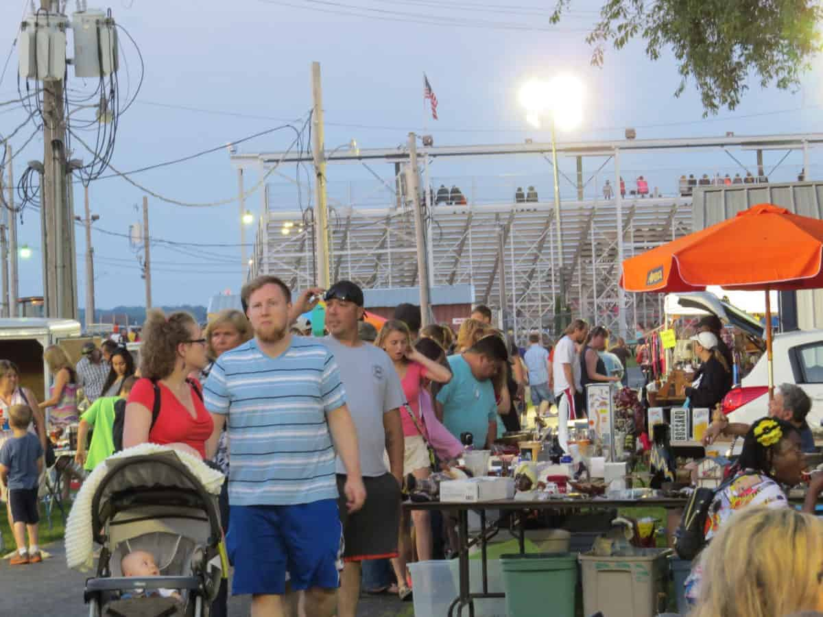 Belvidere Illinois Late Night Flea Market