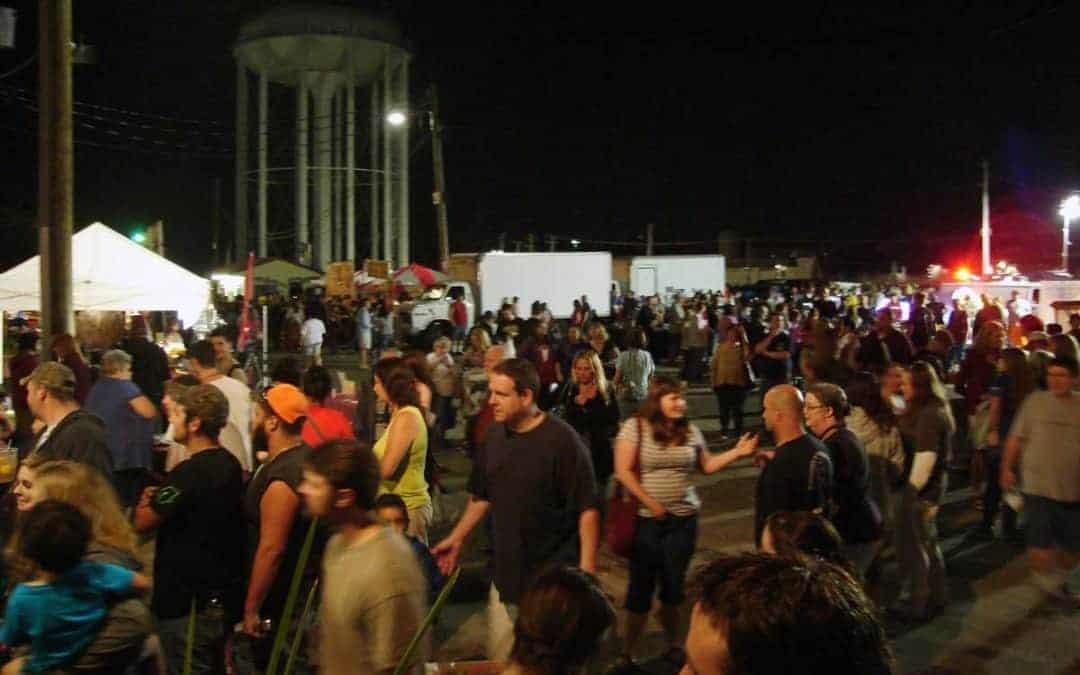 Legendary Wheaton Illinois All Night Flea Market