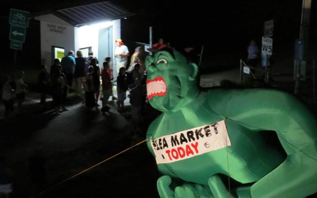 World Famous Wheaton Illinois All Night Flea Market