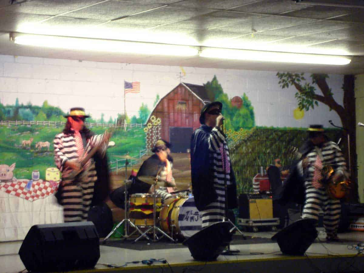 Wheaton Illinois All Night Flea Market