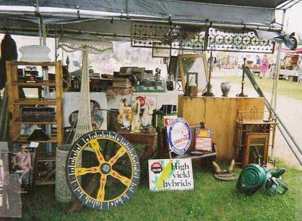 Centreville Michigan Antique Vintage Flea Market
