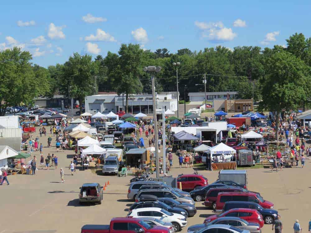 Shawano Wisconsin Flea Market