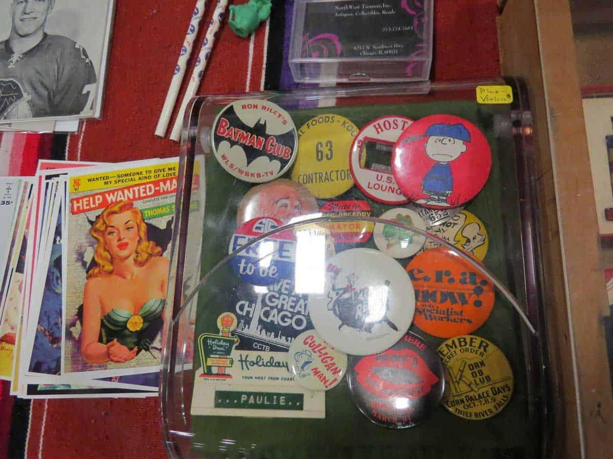 Wheaton Chicago Illinois Antique Vintage Flea Market
