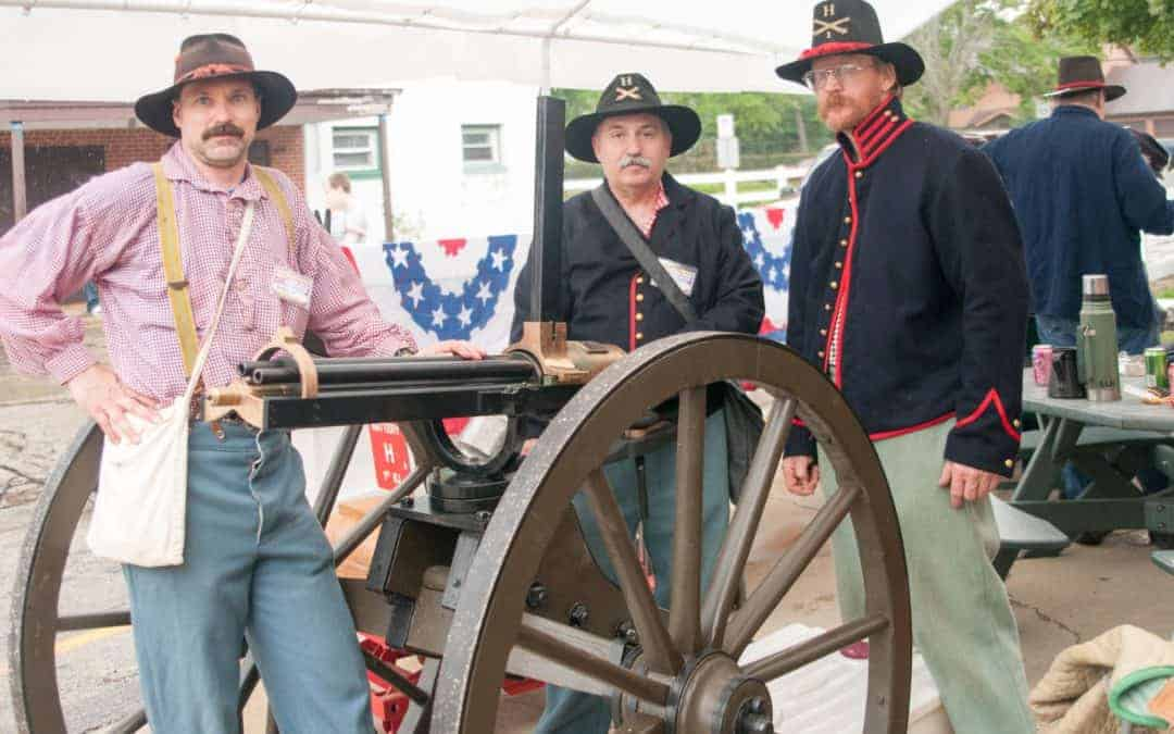 NATIONAL CHICAGO CIVIL WAR – MILITARY AND COLLECTOR ARMS DEALERS SHOW