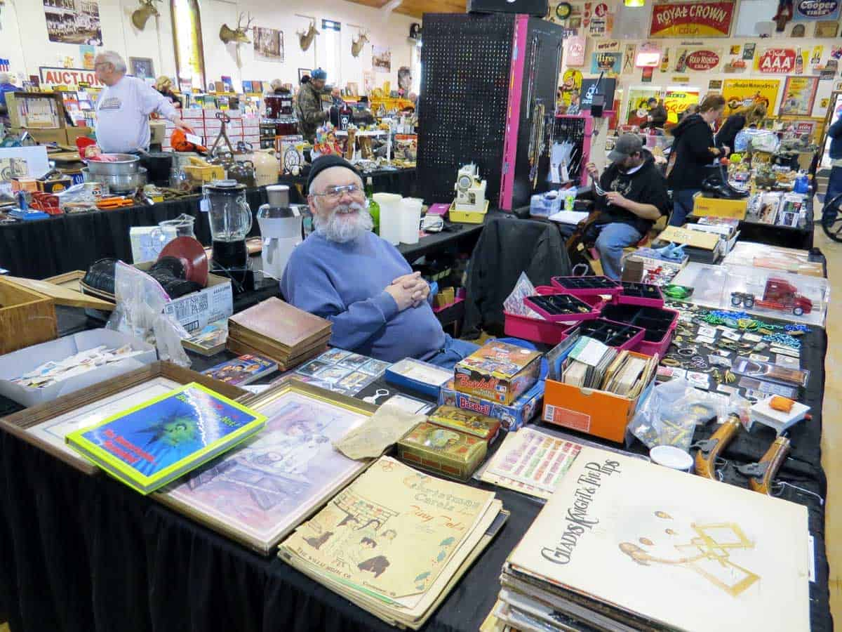 Shawano Wisconsin Indoor Flea Market