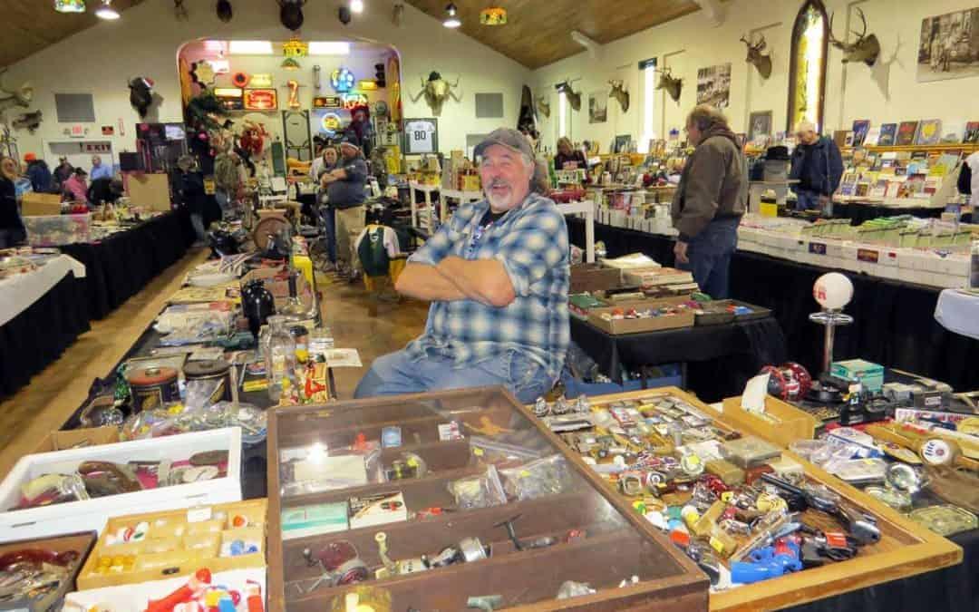Indoor Shawano Wisconsin Flea Markets