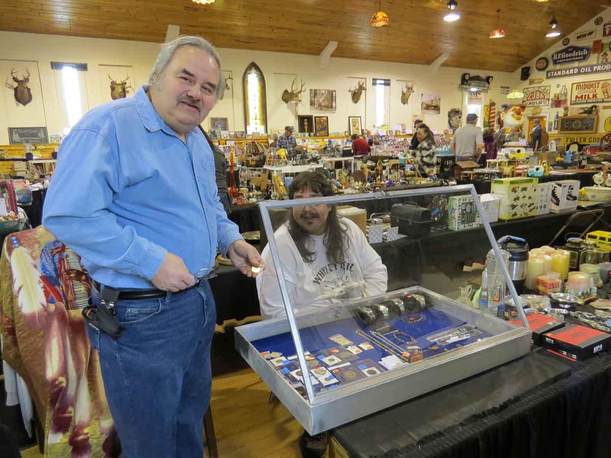 Shawano Wisconsin Indoor Flea Market