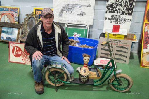 Wheaton Illinois Antique Flea Market February 25