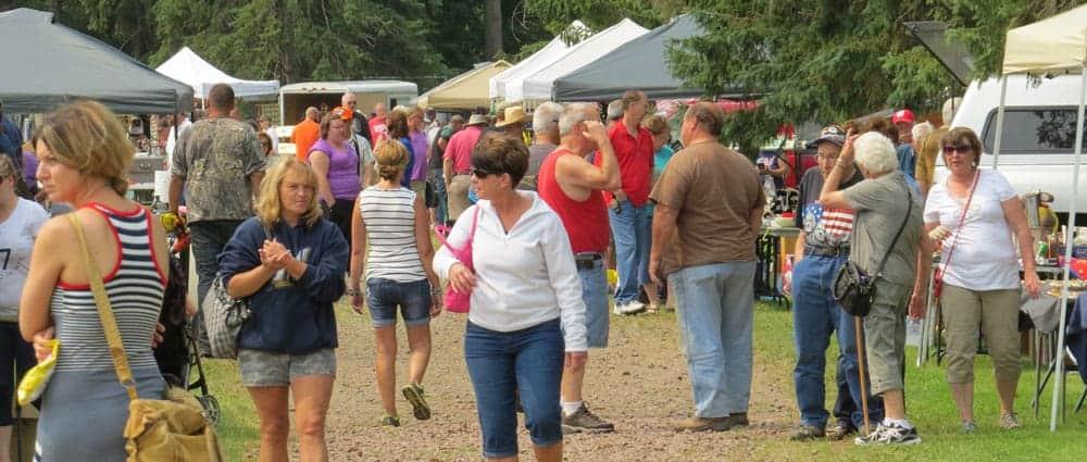 Antigo Wisconsin Flea Market Labor Day Weekend Langlade County Fairgrounds