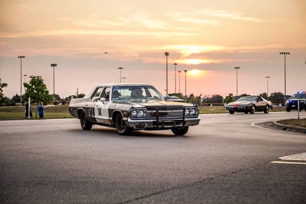 The Chicago Bluesmobile