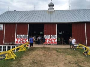 Iola Wisconsin Car Show Toy Barn
