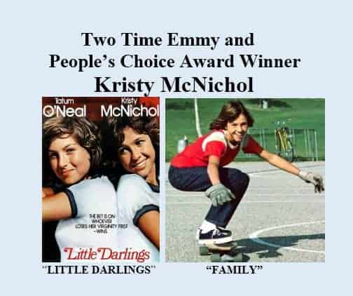 The All Night Flea Market August 17 welcomes Kristy McNichol!