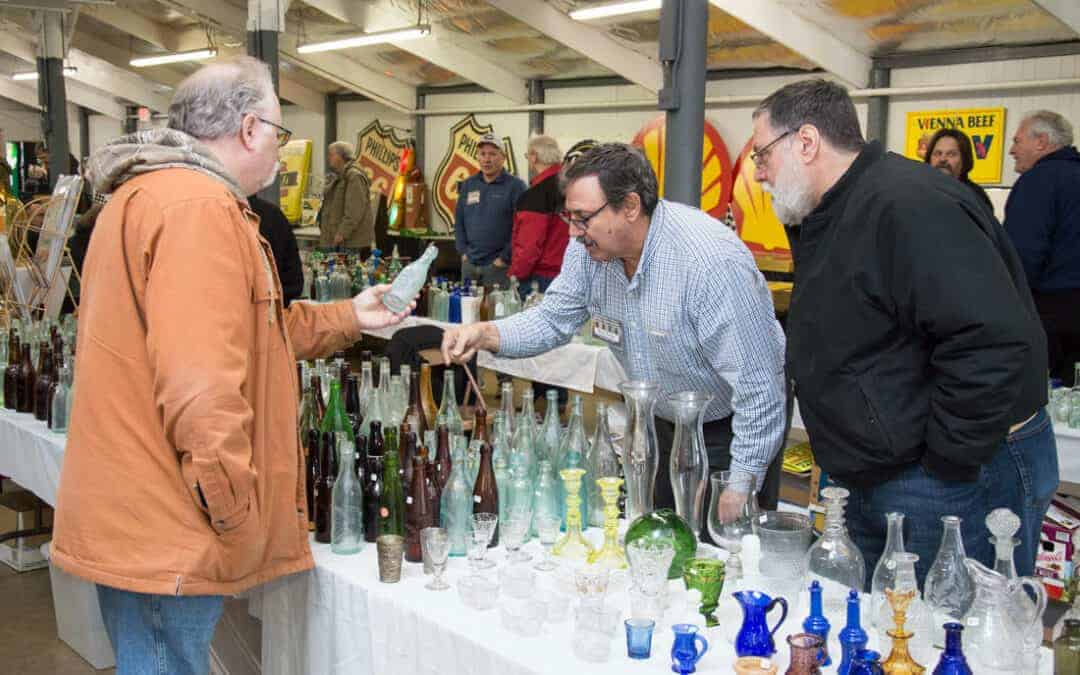 Windy City Antique Bottle & Advertising Spring Show has canceled