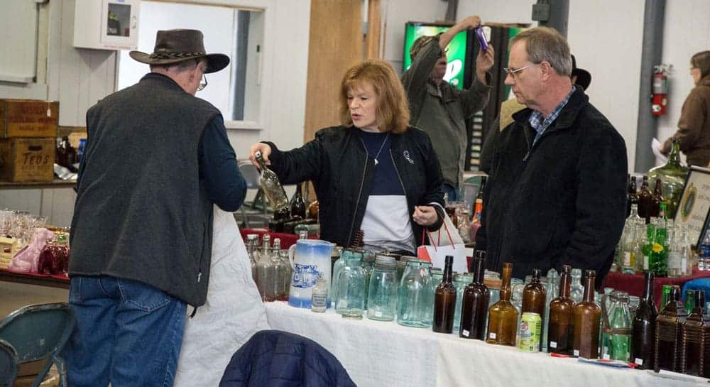 Antique Advertising and Bottle Fall Show