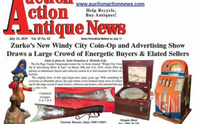 Next Windy City Coin Op & Antique Advertising Show October 25, 26, & 27, 2019