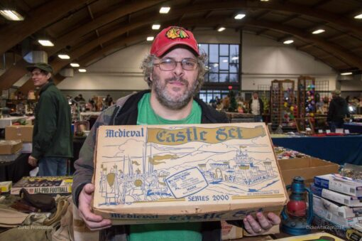 Wheaton Illinois Flea Market