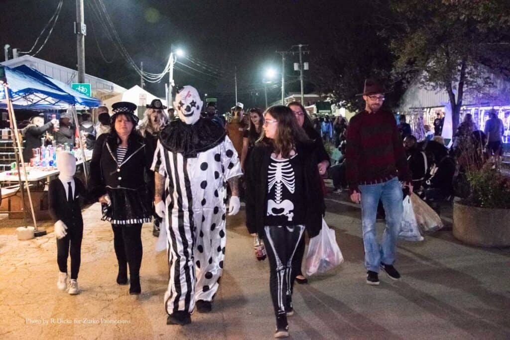 Wheaton Haunted Flea Market