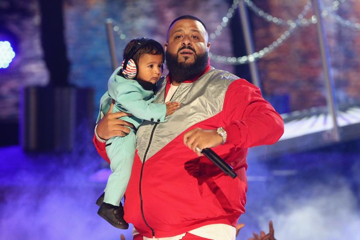 Dj Khaled Hosting The 2017 BET Hip Hop Awards