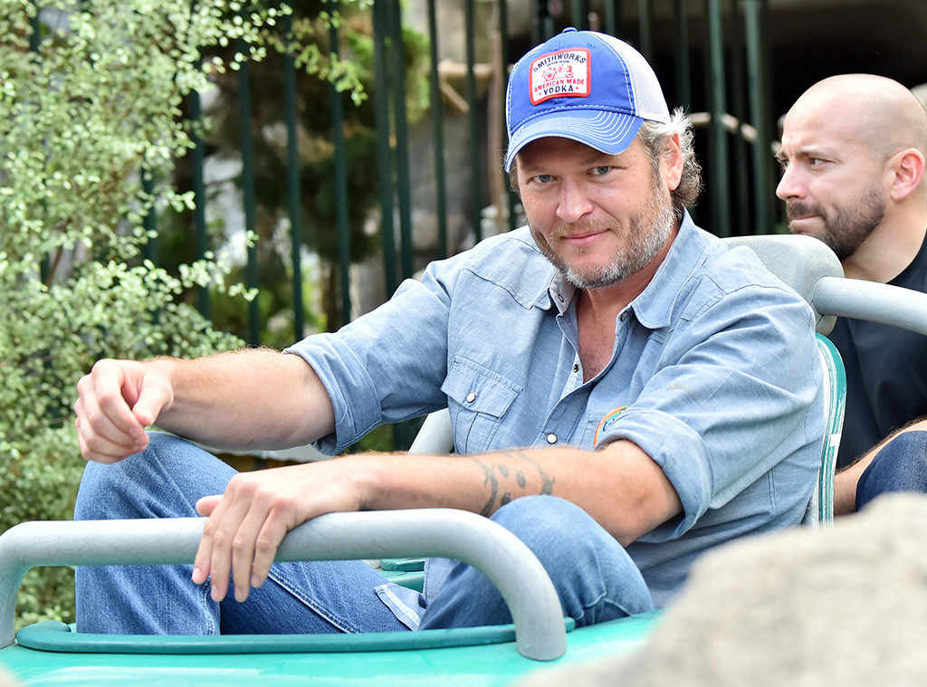 Blake Shelton Named People's 'Sexiest Man Alive'