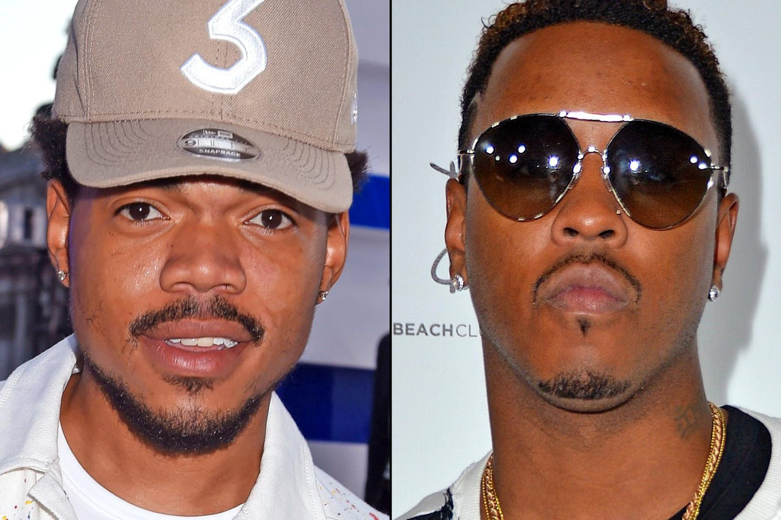 Chance The Rapper and Jeremih