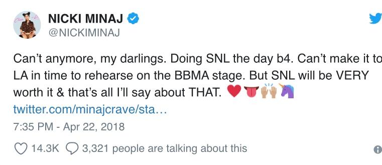 Nicki Minaj_SNL