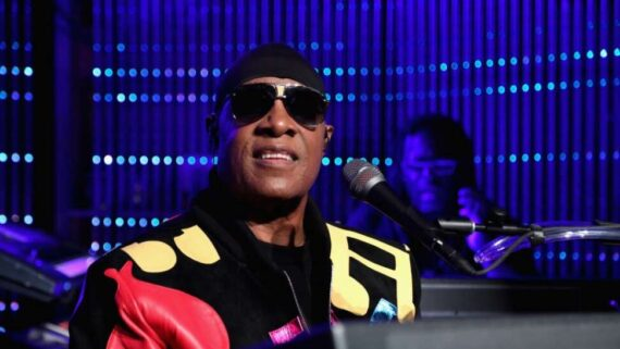 Stevie Wonder Turns 70