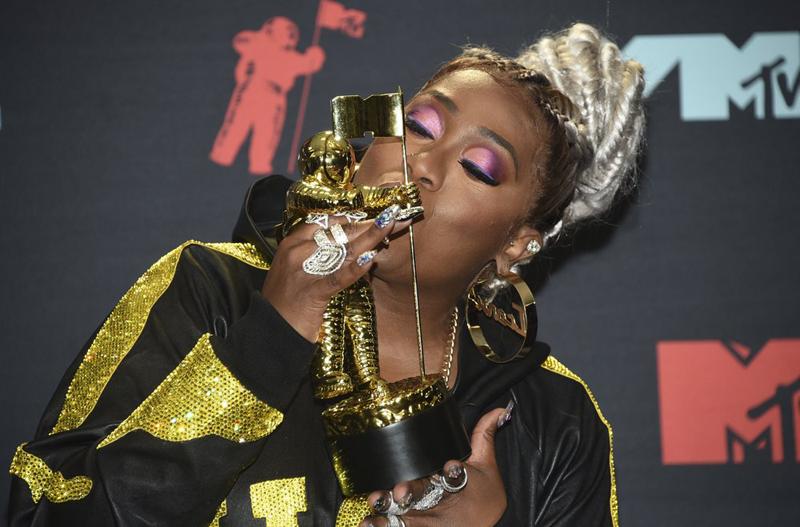 Missy Elliott Vanguard Award