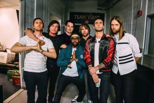 Maroon 5 Release New Single