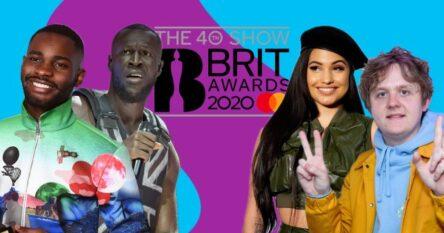40th Annual BRIT Awards