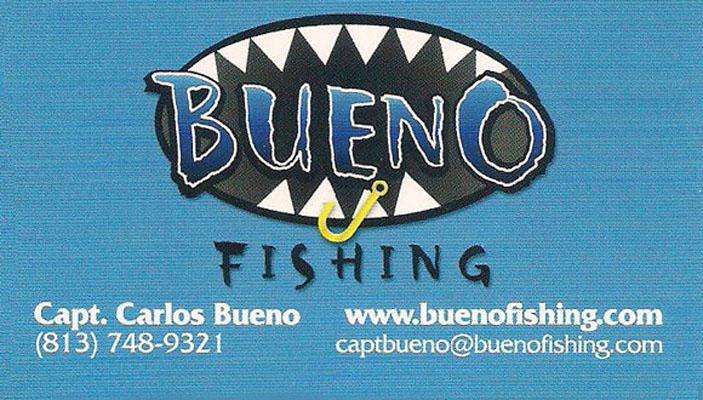 Captain Carlos Bueno