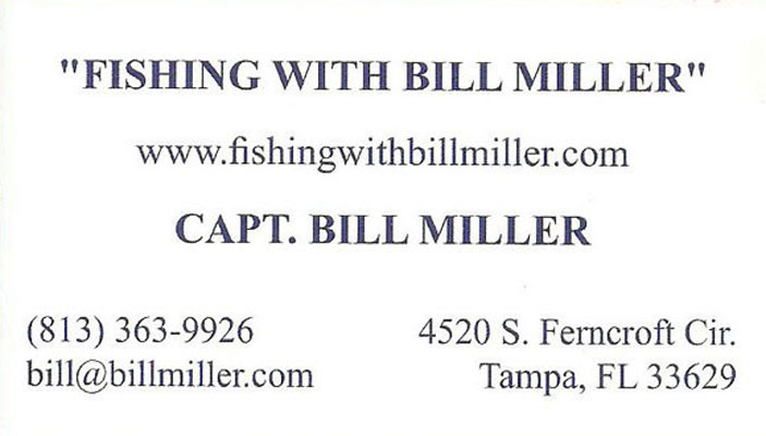 Captain Bill Miller
