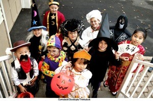 children-trick-or-treating-300x199