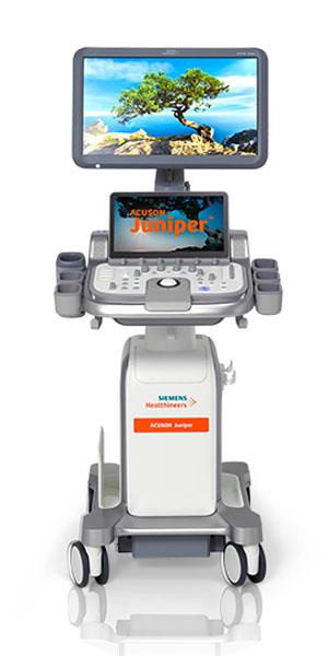 Siemens Acuson Juniper