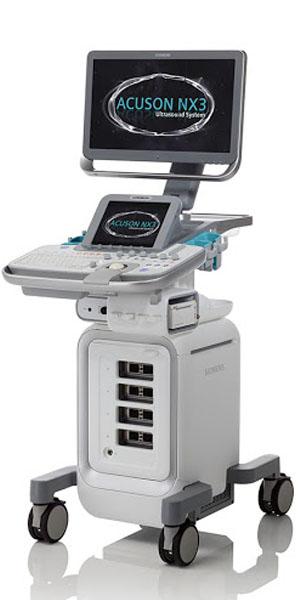 Siemens Acuson NX3 Elite
