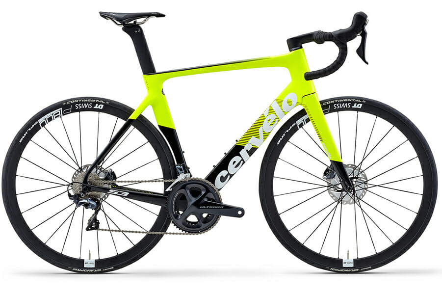 Cervelo S-Series Disc Force ETap AXS