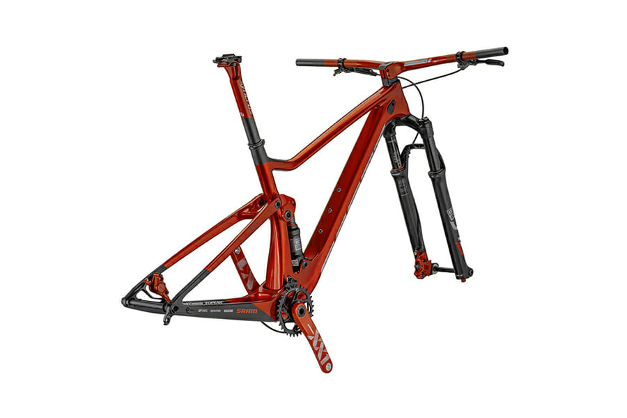 Scott Spark Frame RC 900 WC Nino LTD