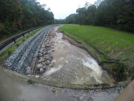 Flood Control Project - Rogers, AR