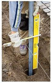 Step 3.2 Build a Gabion Fence