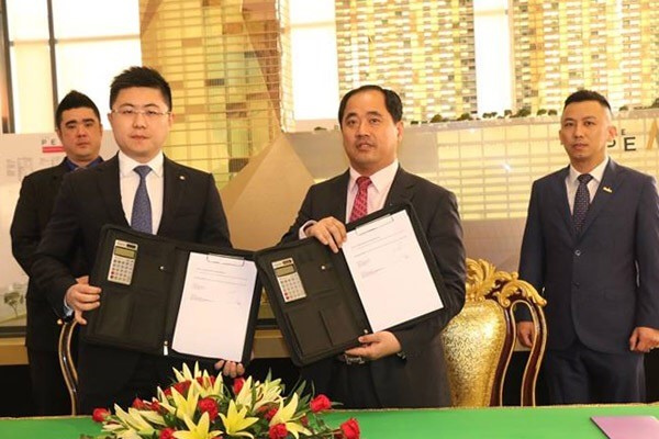 MG to enter cambodia 1