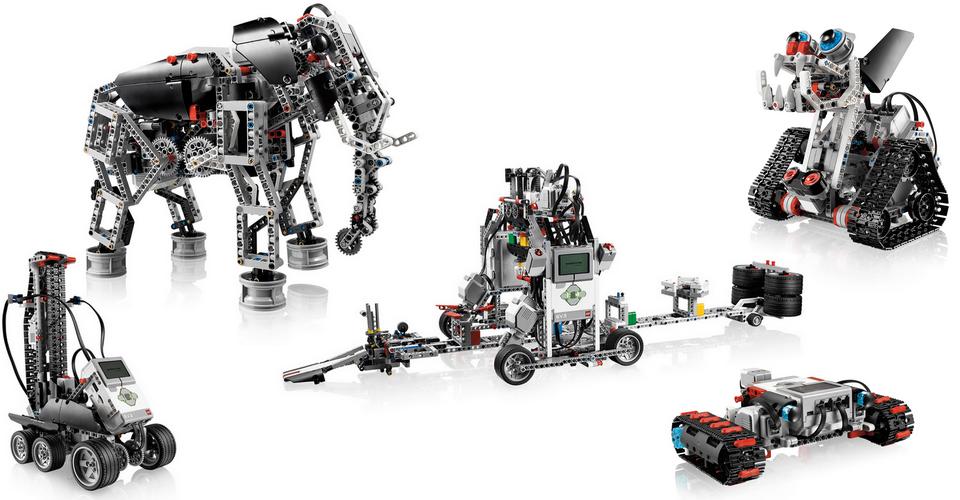 Lego EV3 Education Expansion Set 教育擴件庫 45560