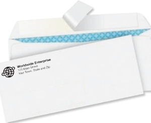 custom printed business envelopes