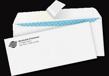 custom printed business envelopes
