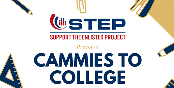 """5th Annual """"Cammies to College"""" – Saturday, August 3,2019"""