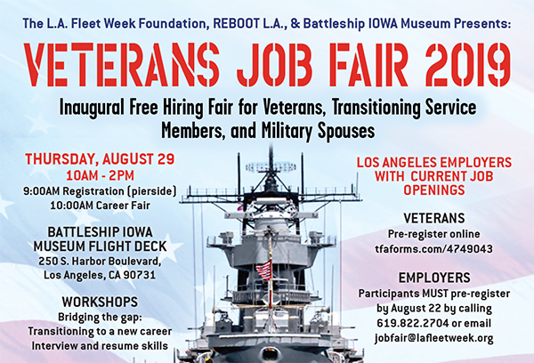 Veterans JOB Fair 2019