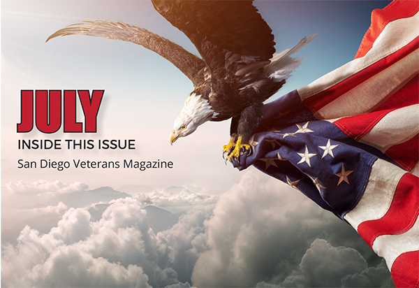 San Diego Veterans Magazine – Inside the Issue